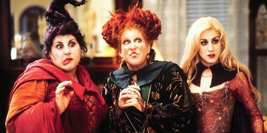 Hocus Pocus ended up having more fans years after the original release.