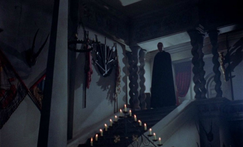 Christopher Lee's depiction of Count Dracula is one of his most famous roles and one of the most beloved versions of the vampire.