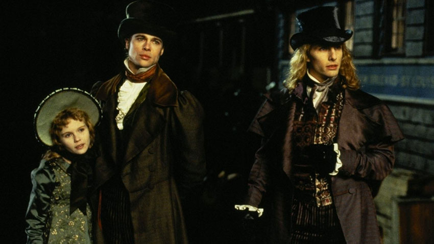 Interview With The Vampire has some of the most beautiful art styles ever - the costume design alone is worthy of awards.