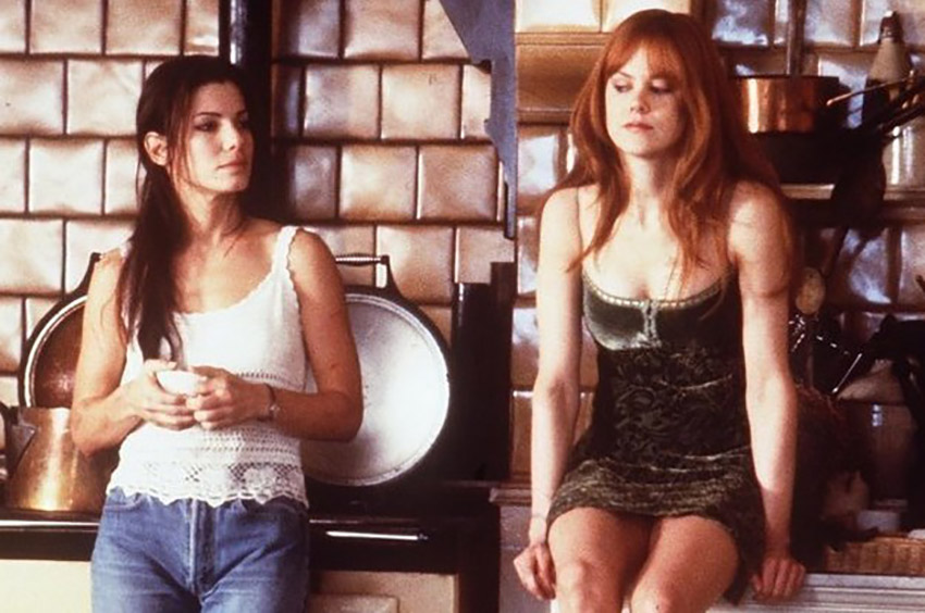 Sandra Bullock and Nicole Kidman star this loveable late 90's comedy.