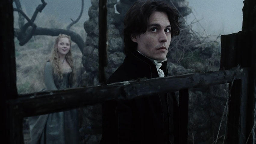 Tim Burton's Sleepy Hollow is one of his most enjoyable movies.