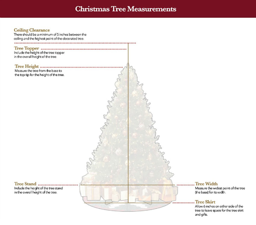 Measure - Tips for Picking the Perfect Christmas Tree