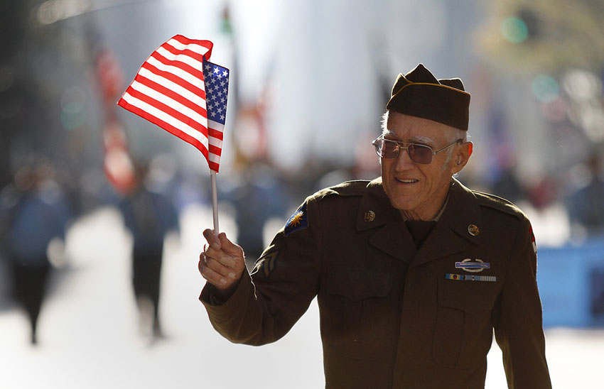 Honor our veterans this Veterans Day