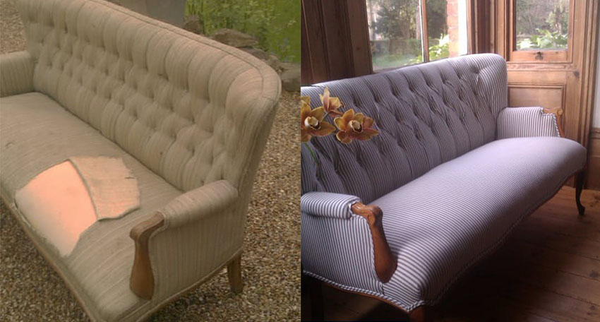 Saving the couch upholstery project