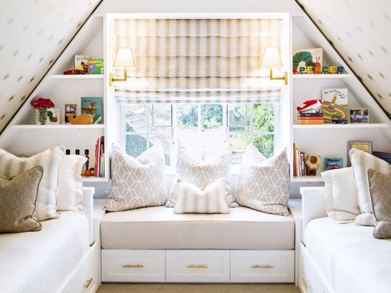 10 Attic Makeovers That Prove Your Attic Has Much More to Give
