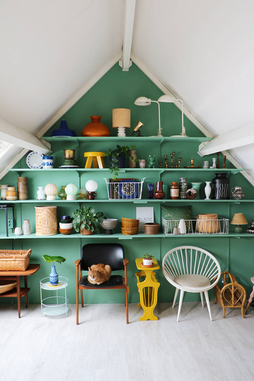 20 Attic Makeovers That Prove Your Attic Has Much More to Give ...