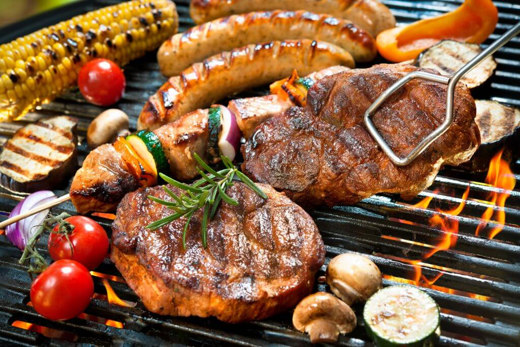 Watch your tech skills on the grill