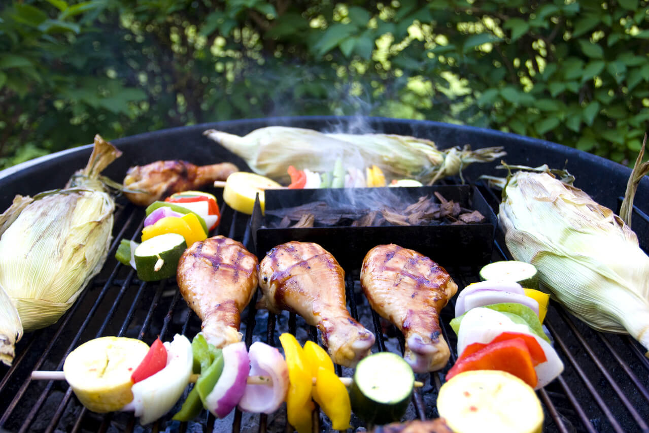 Grill all the things!