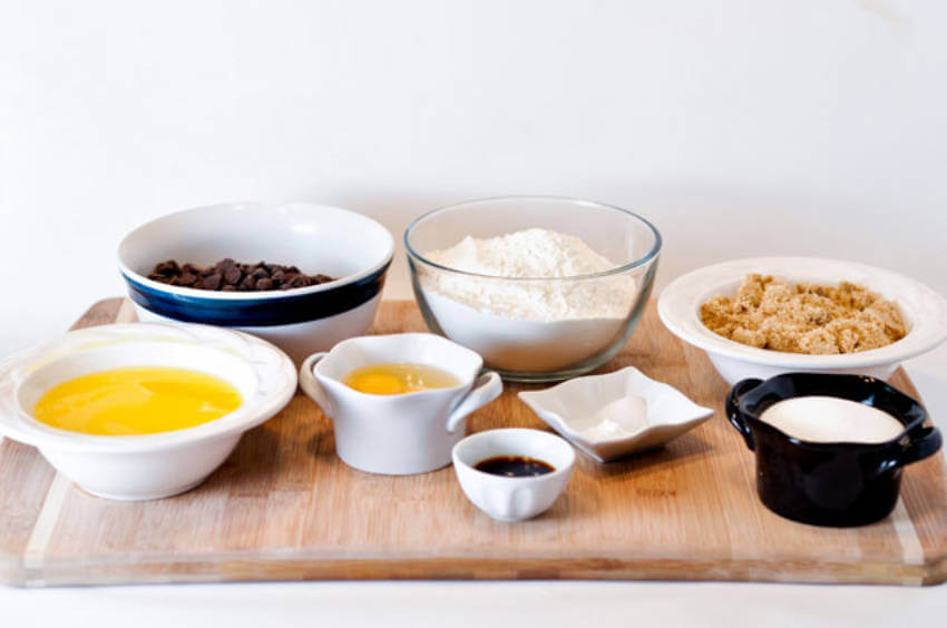 Measure and organize all the ingredients beforehand!