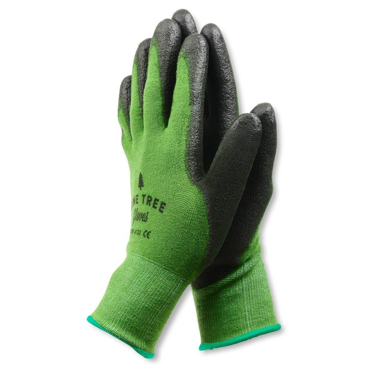 And of course, gloves!