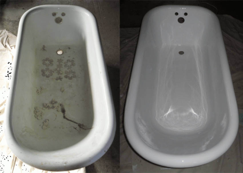 Once you learn the step-by-step on how to reface a bathtub, it becomes easy to DIY!
