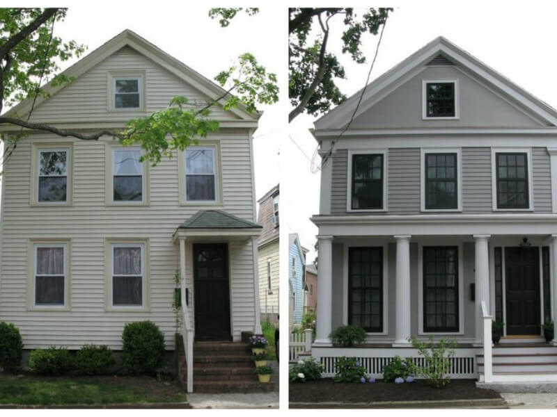 5 Incredible Before and After House Makeovers