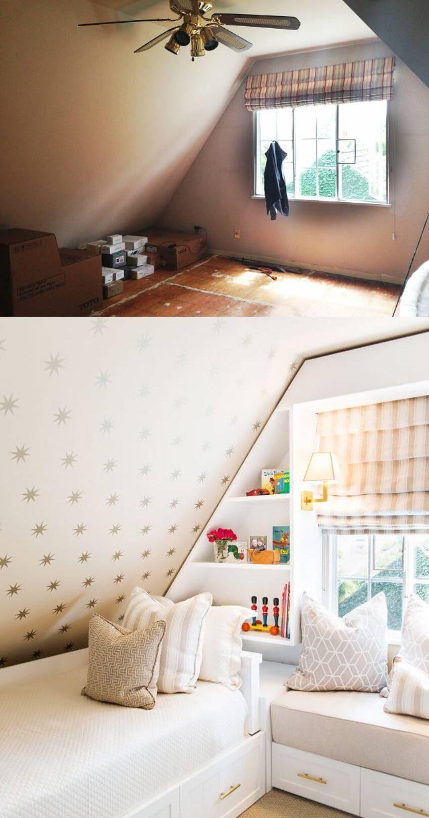 Make the attic useful!