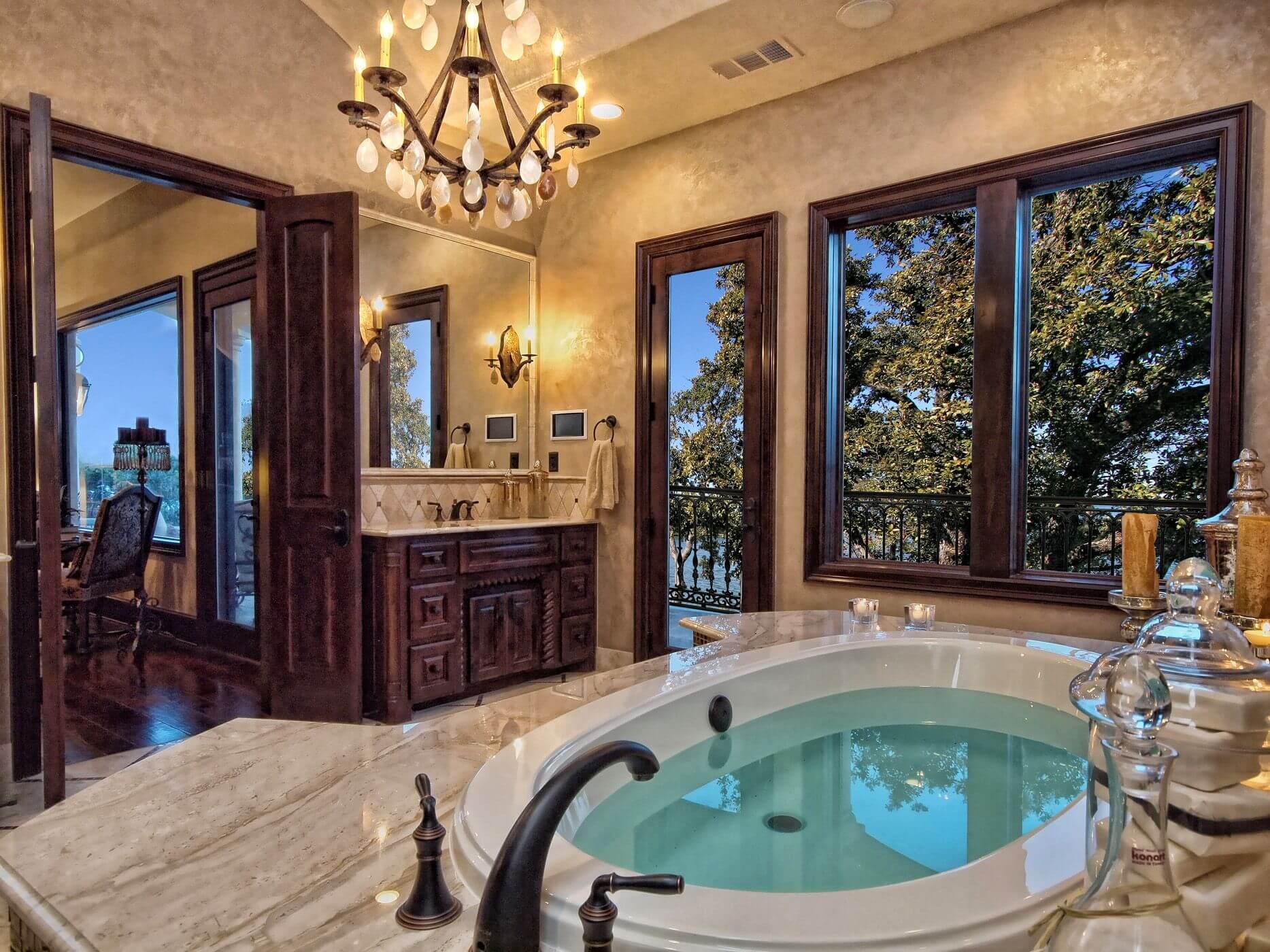 Spas: the height of luxury
