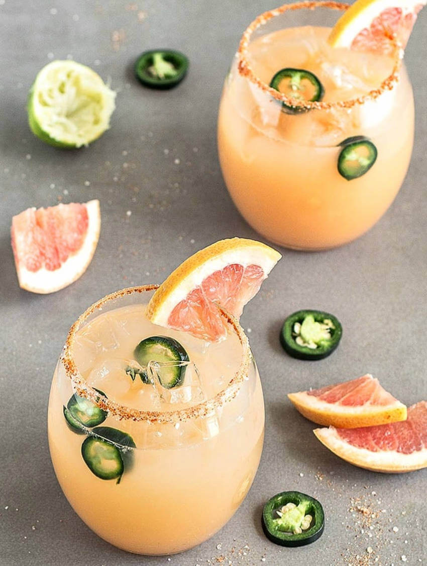 Doesn't this photo made you crave a margarita right now?