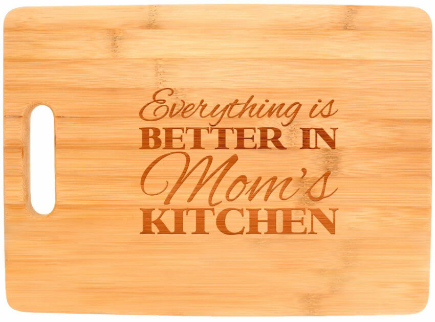 Get this cutting board at Amazon