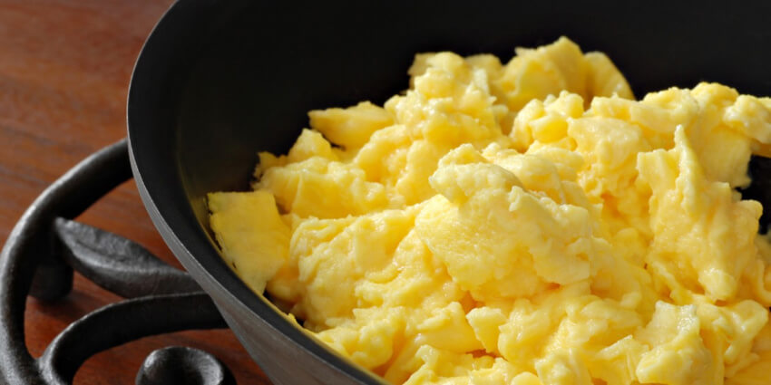 Ready to make the best scrambled eggs of your life?