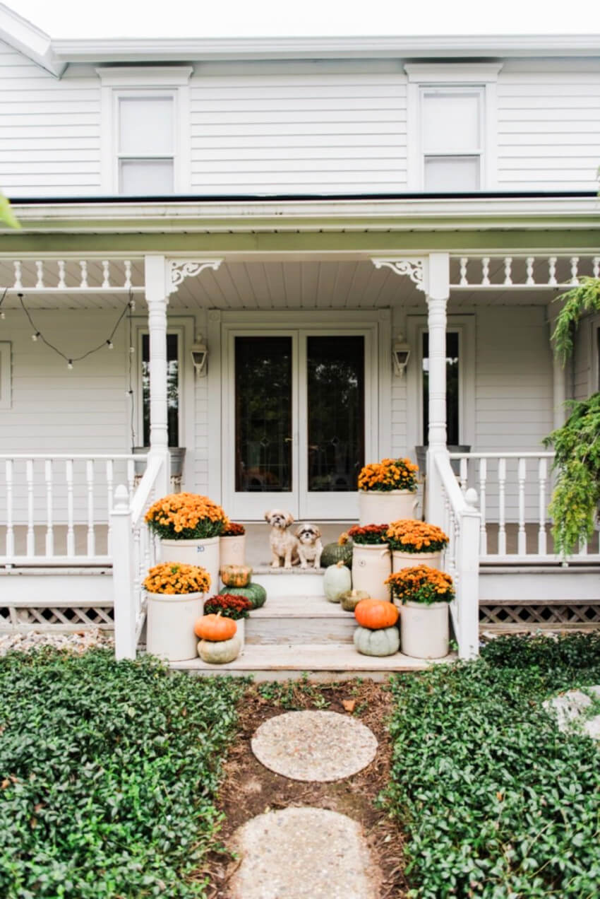 Fall is such a welcoming season that even buying a house will be a great experience.