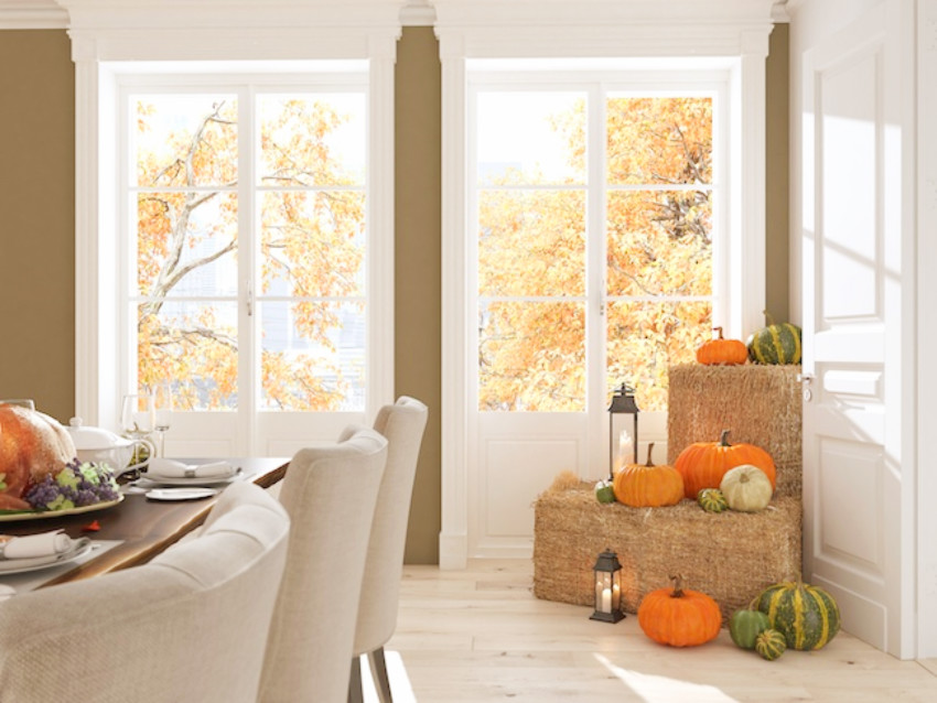 During fall everyone will give you more attention when buying a home.