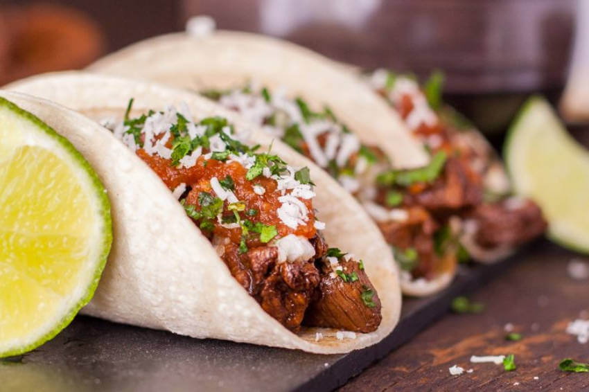 Street tacos in your own kitchen!