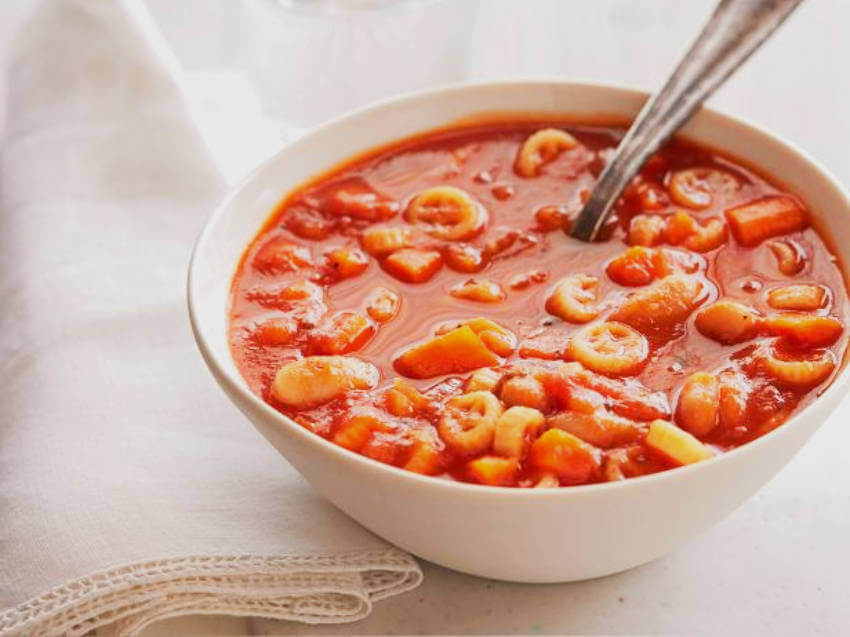 This incredible tomato soup will be one of your favorite recipes ever!