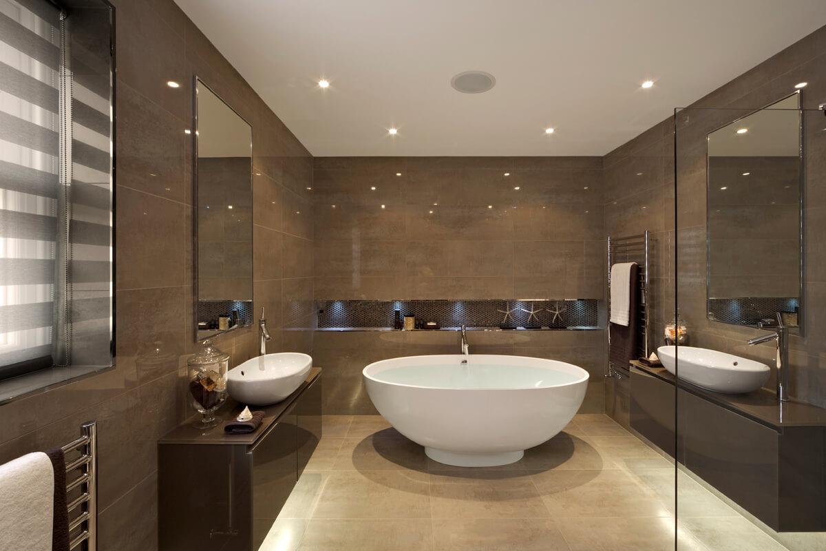 Amazing bathroom remodels that won't break the bank