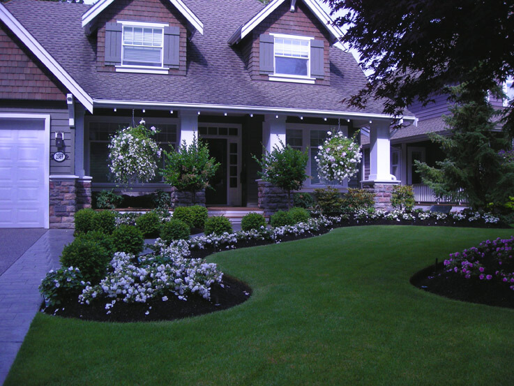 6 Tips For Using Black Mulch In Landscaping Homeyou