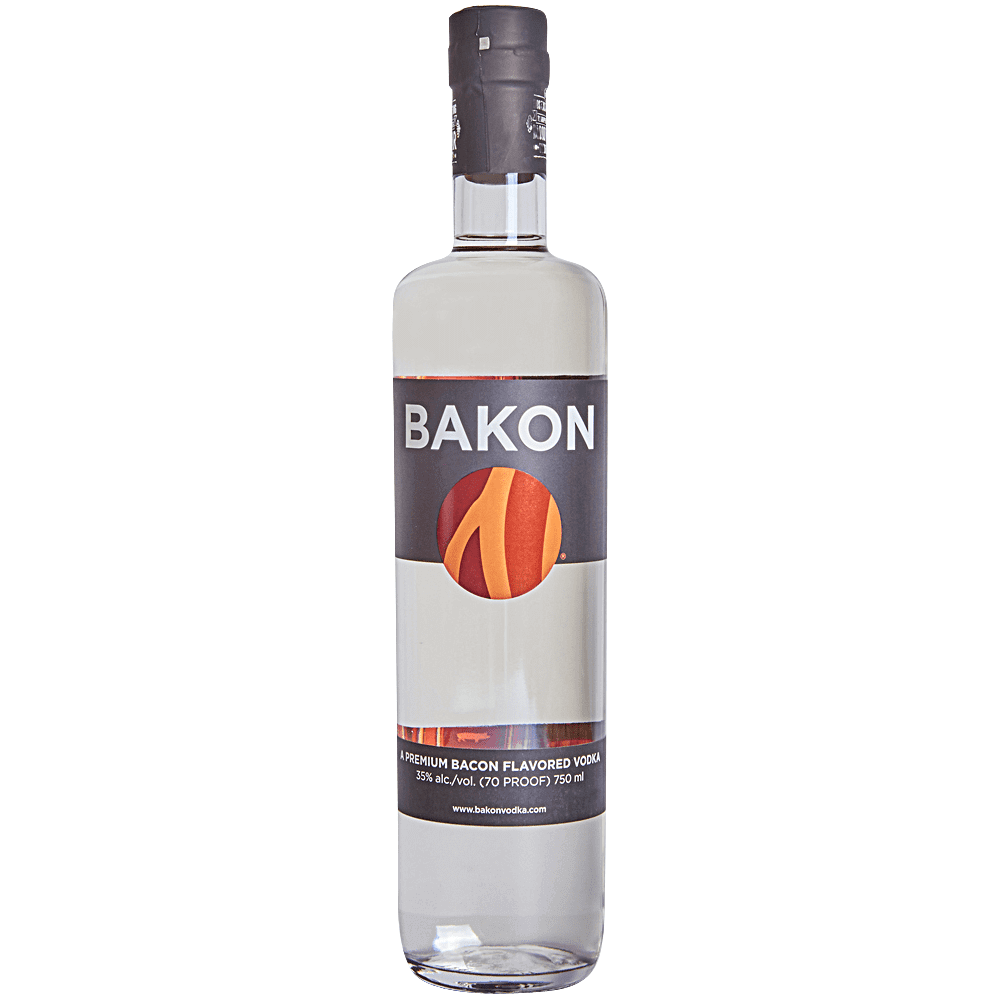 Bacon infused vodka? What's not to love?