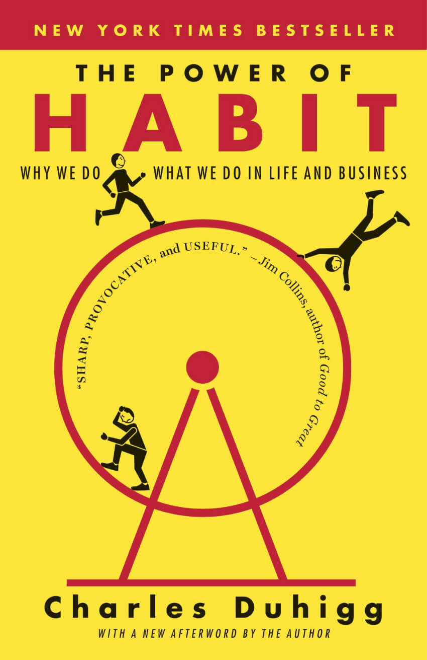 This book will teach you how to change your habits to improve your lifestyle