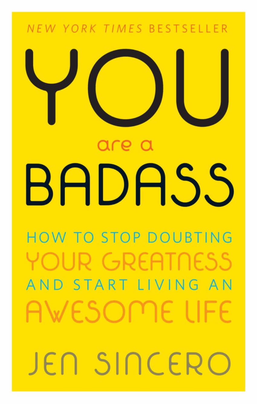 This book will boost your confidence