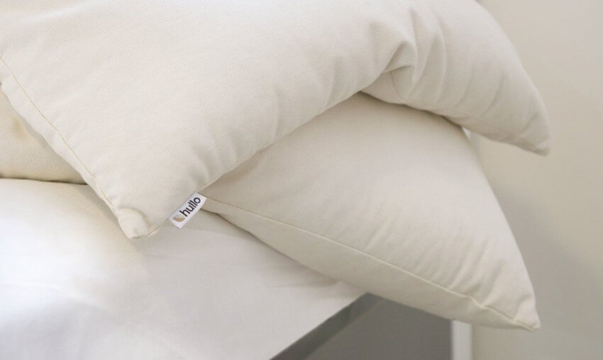 These pillows can last up to 10 years.