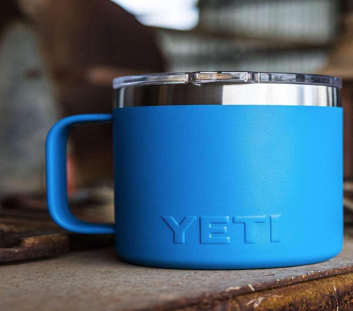 Make sure those mugs are dishwasher safe!