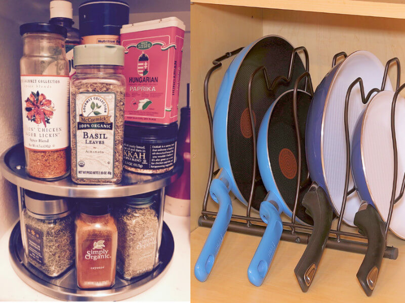 10 Genius Gadgets that Will Keep Every Cabinet and Drawer Organized