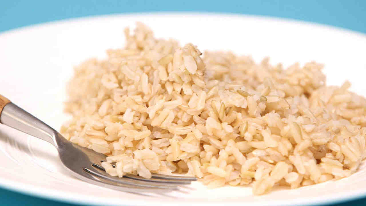 Brown rice is the ultimate for cheap and healthy food