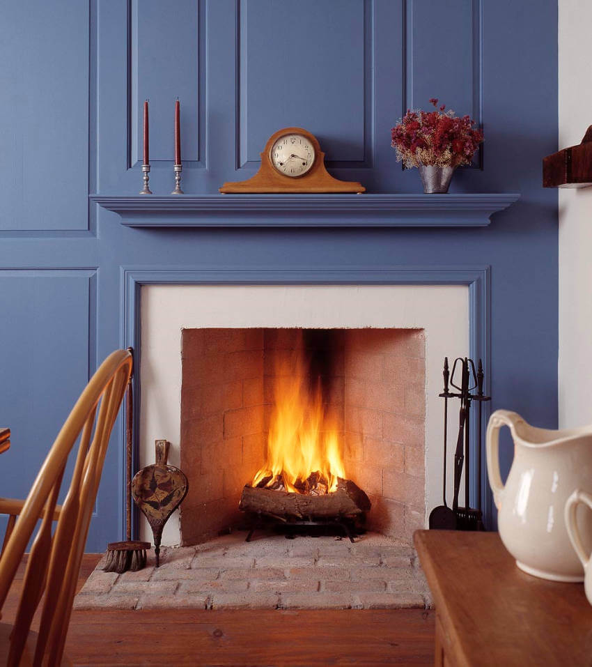 Cleaning creosote from your fireplace will make it more efficient.
