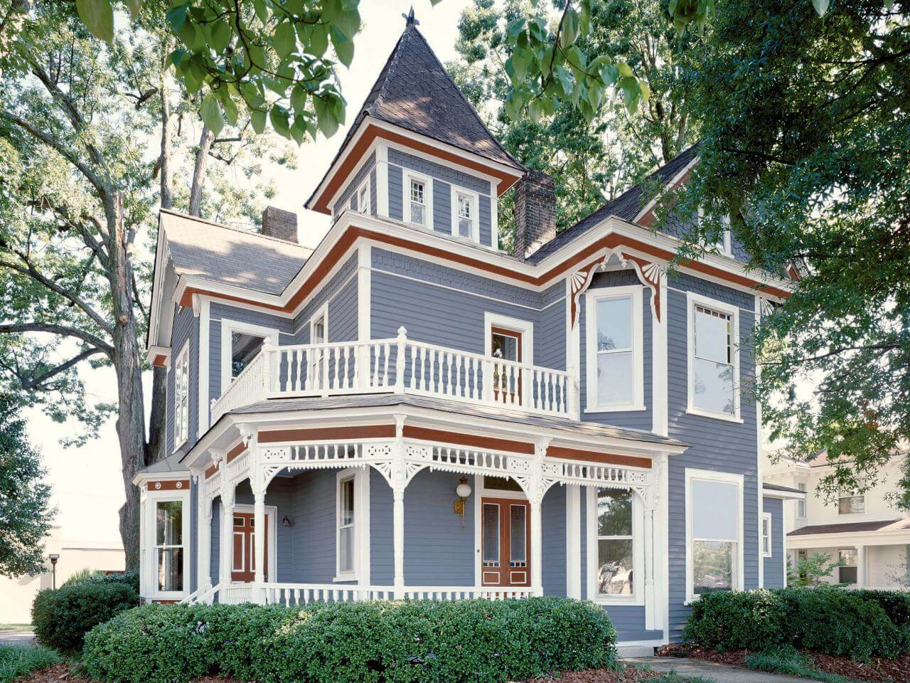 Make sure the architecture is in line with the homeowner's association