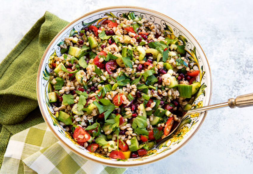 This colorful salad will be your new favorite meal!