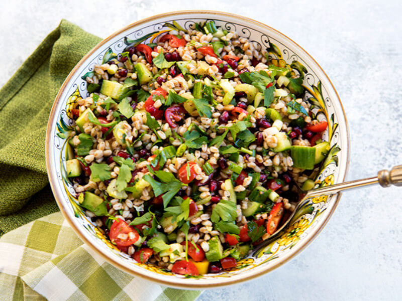 7 Clean-Eating Veggie Bowl Recipes to Eat Healthier this Year