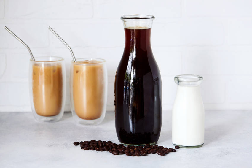 How to make the perfect cold brew coffee.