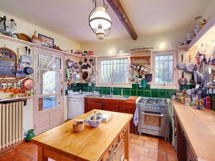 Rent julia child's provence home on airbnb