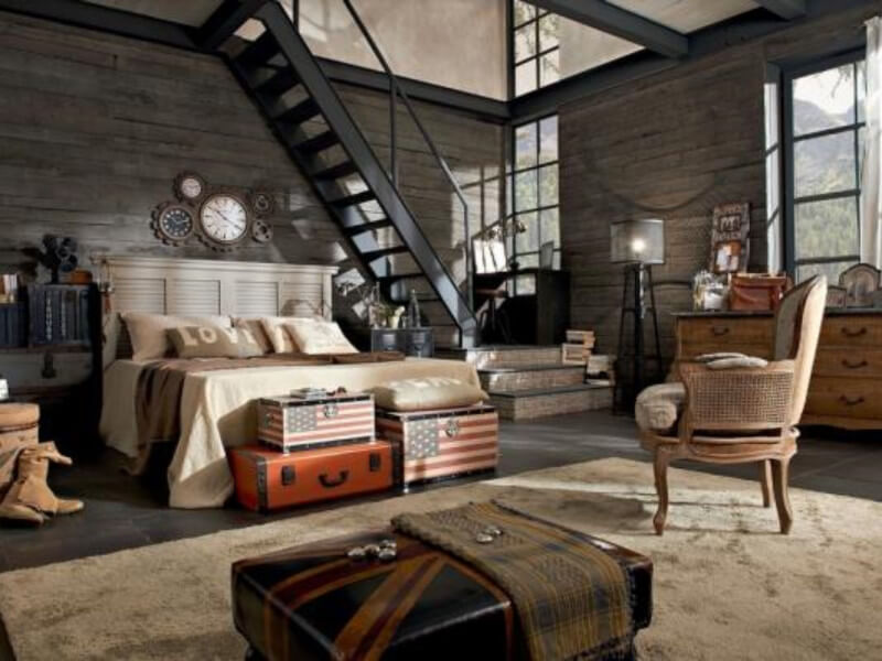 How to Get the Style: Industrial Decor Edition
