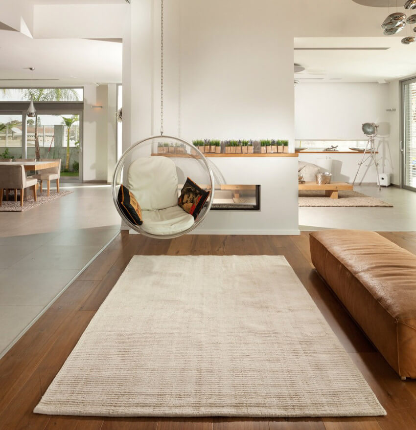 A minimalist home means a simpler way of life.