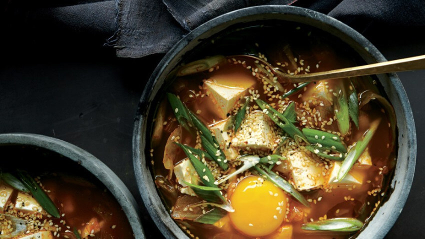 Need some detox? Go for this delicious soup!