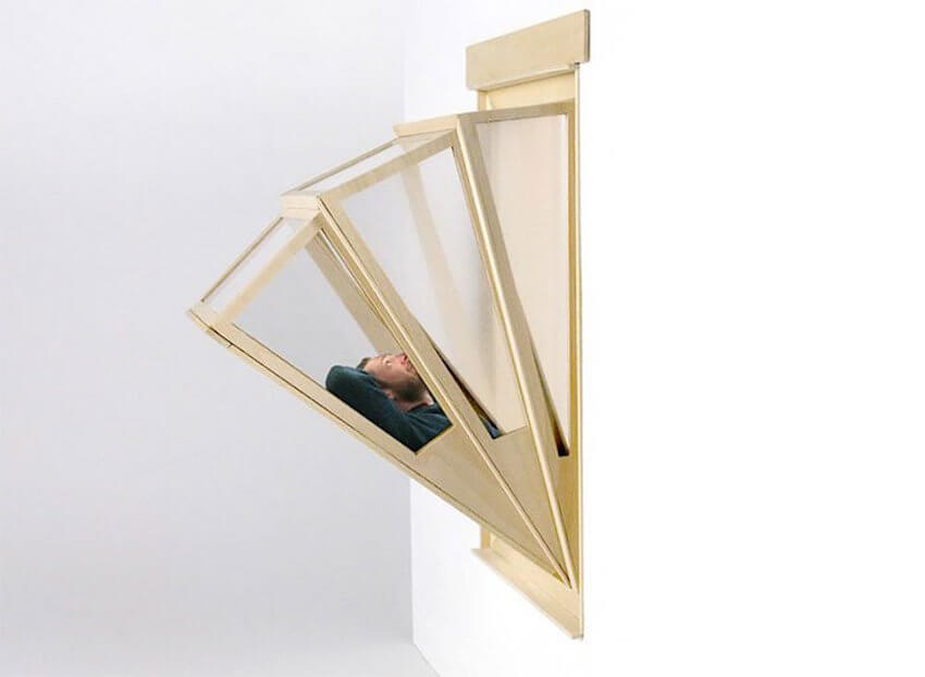 Windows: more sky window allows apartment dwellers to enjoy sunlight and fresh air