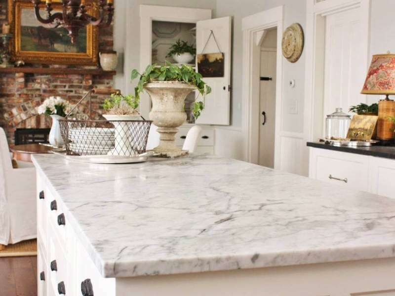 What's the Difference Between Popular Countertop Materials?