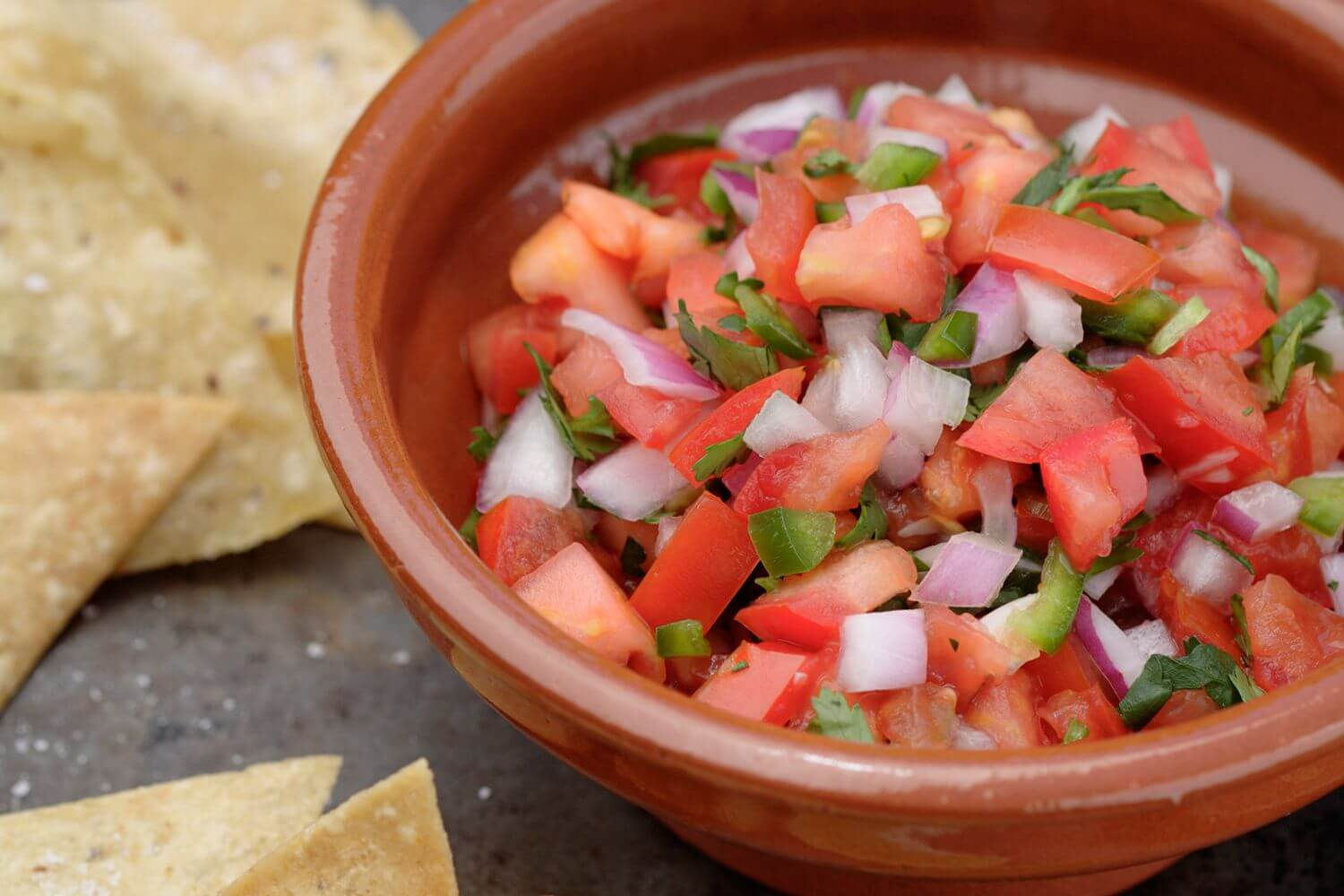 Salsa for the big game?