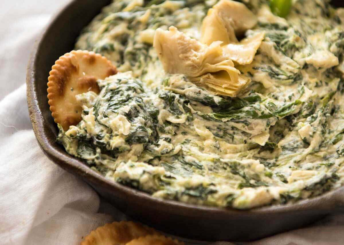 Does anyone use artichokes for anything besides dip?