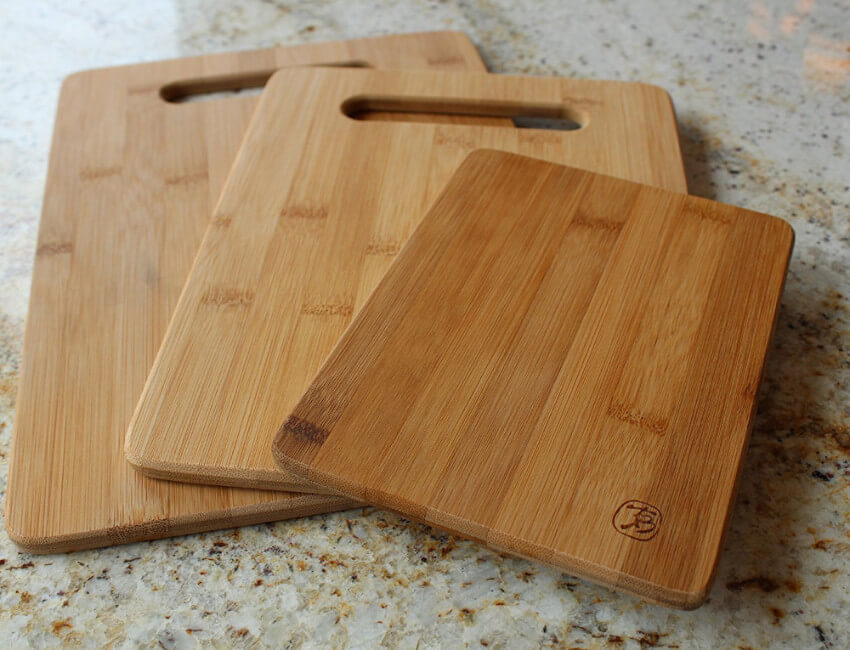 Cutting boards are great for the everyday life too!