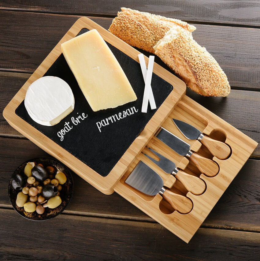 Cheese lovers will love this board as well!