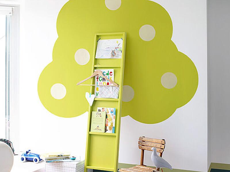 5 Creative DIY Bookshelves for Your Kid's Room